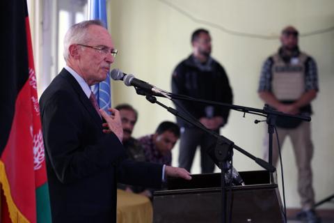 Photo: Eric Kanalstein / UNAMA