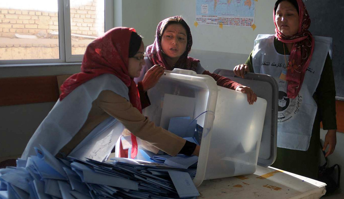 Increasing women's participation in elections discussed at