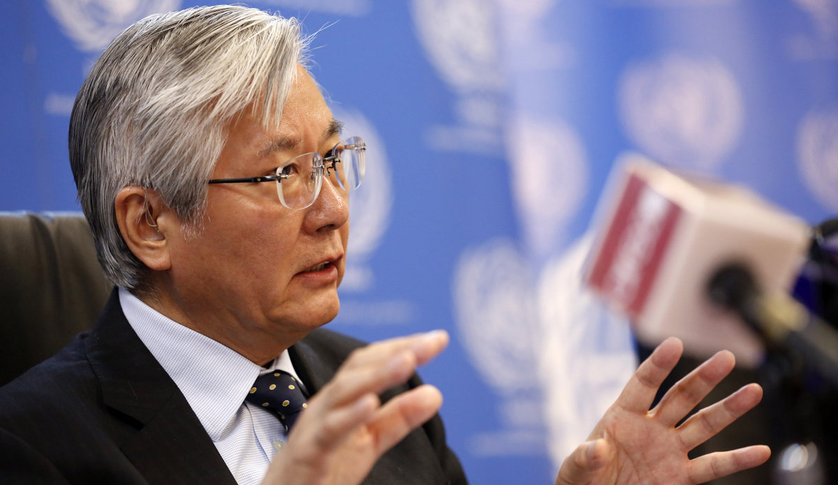 Release of UNAMA's report 'Afghanistan's Fight Against