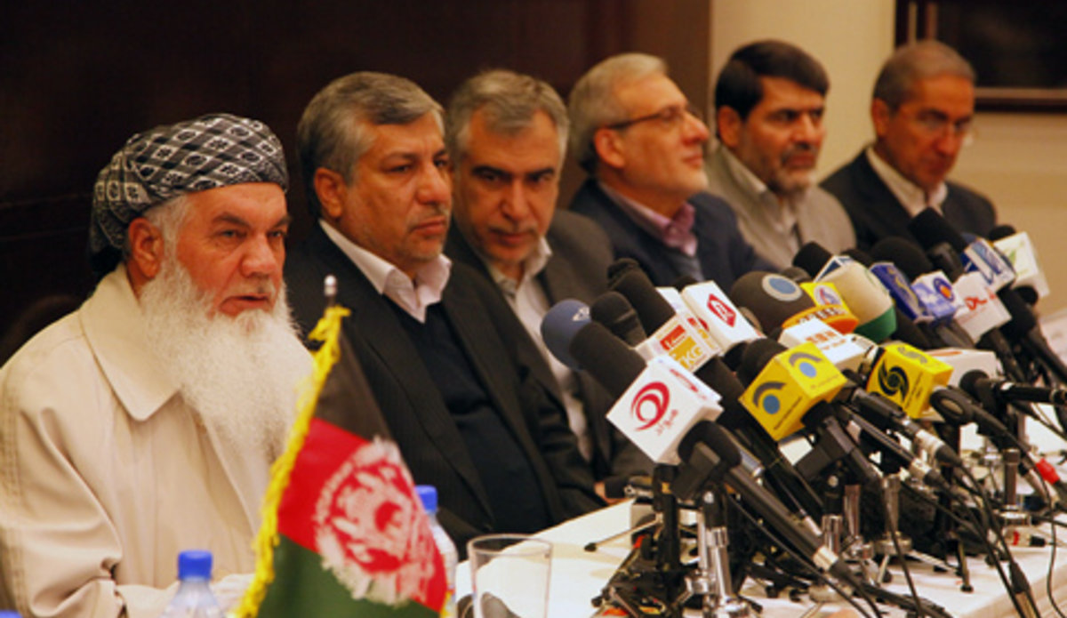 Afghanistan And Iran Sign Electricity Supply Agreement Unama