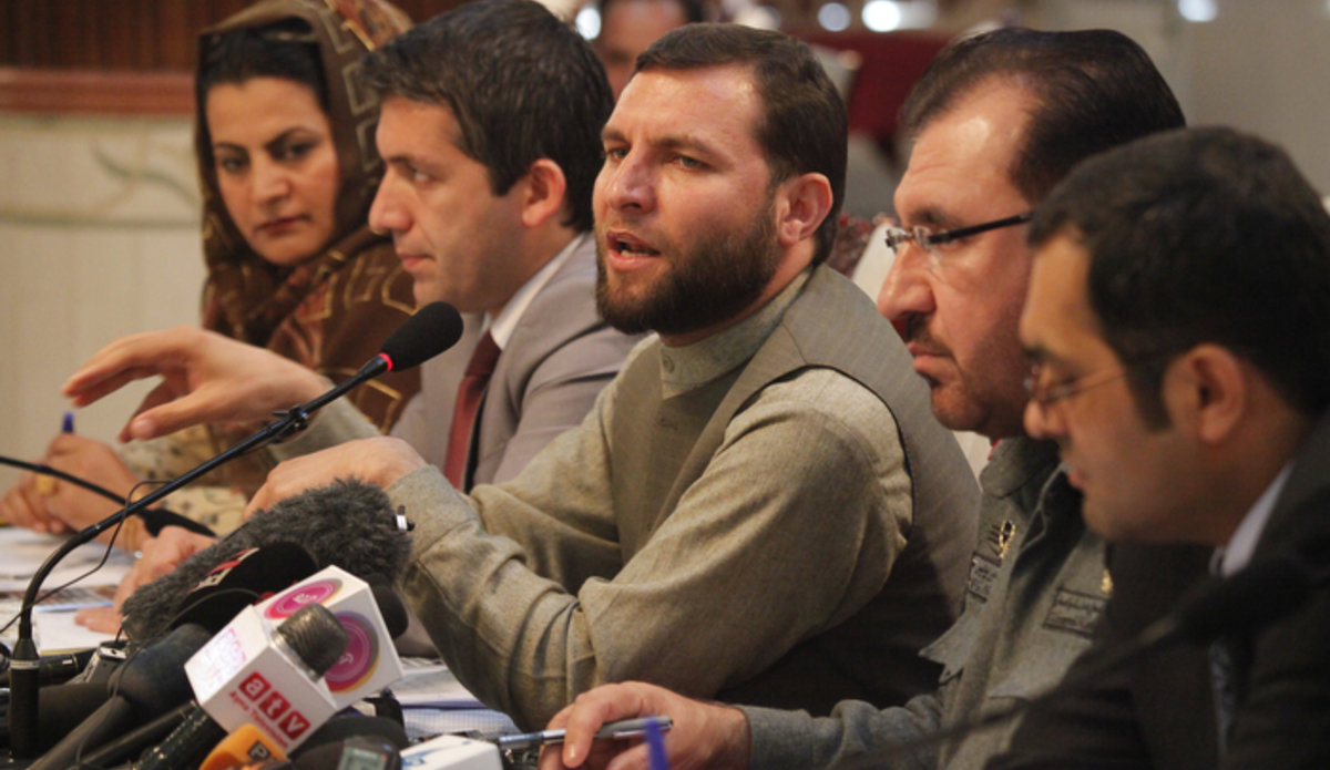 Afghan election body says 90 per cent of polling centres