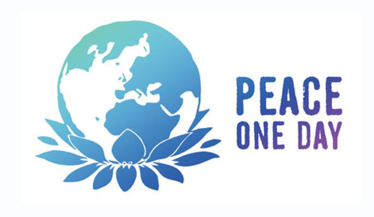 Image result for peace one day pictures