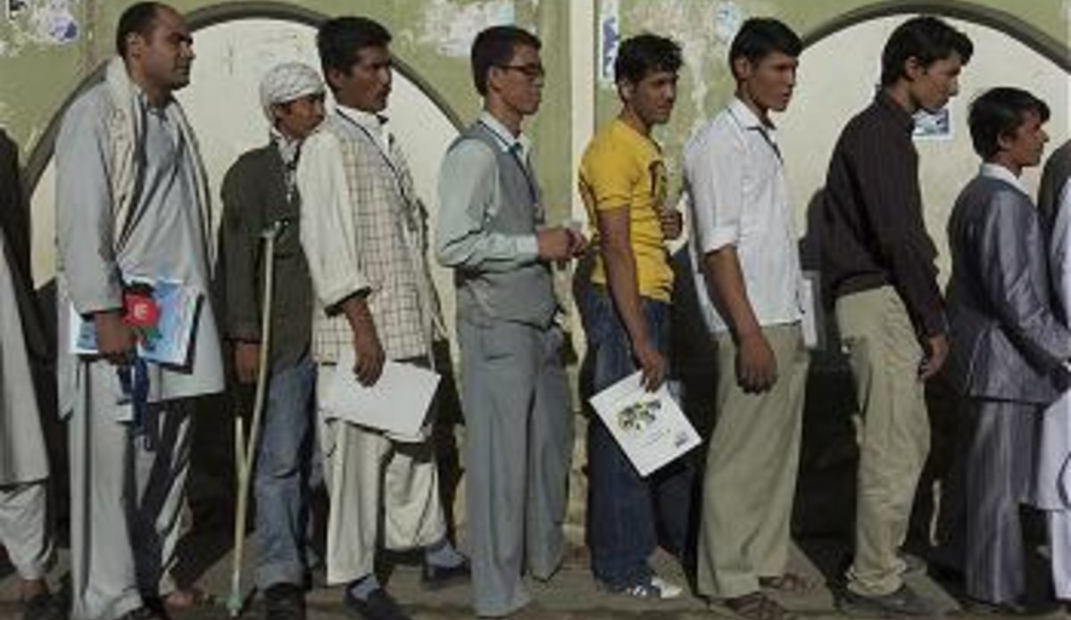 Vital for Afghan election results to be certified and