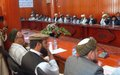 Ghazni religious scholars & officials focus on peace