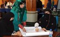 Women's essential role in peace spotlighted at UN-backed symposium in Afghanistan's east