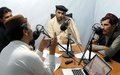 Paktika radio programme focuses on young Afghans' role in building peace