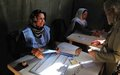 Women in Afghanistan's north call for full participation in upcoming elections