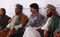 Civilian casualties the focus of advocacy meeting in Kunduz