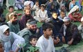 Kandahar's community leaders and government officials call for peace