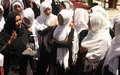 Social media campaign promotes women's rights in Afghanistan's central highlands region