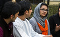Afghan students encouraged to enter global UN essay contest