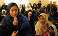 Bamyan leaders strategize on women's economic and political empowerment