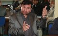Laghman officials roll out development plans at UNAMA-backed meeting