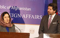 Afghan Government's efforts to protect children hailed by top UN official