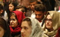 At Kabul Model UN, Afghan youth urged to work toward positive change