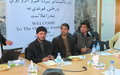 Journalists in Afghanistan's southeast region say information access is improving