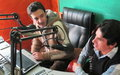 New radio partnership extends civic programming to remote Panjshir communities