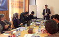 Baghlan workshop strengthens work of Afghan human rights advocates