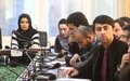 Afghan youth form social activism group in country's southeast