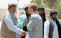 Strong community ties crucial for good governance, Kandahar leaders say at UN event