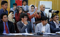 Kabul event highlights access to information as key to promoting openness, good governance in Afghanistan
