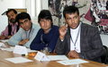 Journalists in Afghanistan's south work to build support for peace