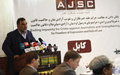 International Day to End Impunity for Crimes against Journalists marked in Kabul