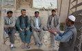 Daikundi religious scholars contribute to building social harmony