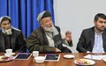 Samangan communities sign local peace pact to end longstanding, violent dispute