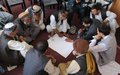 Provincial leaders in Afghanistan's northeast rally behind national peace efforts