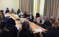 Participation of women in public life necessary for Afghanistan's development