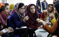 Meaningful participation of Afghan women in peace efforts the focus of 'open days' events