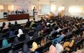 Protecting children's rights in Afghanistan spotlighted at Kunduz University symposium