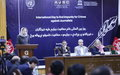 Media summit spotlights impact of worsening violence against reporters in Afghanistan