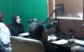 Women's crucial role in government spotlighted in UN-backed radio debates in Afghanistan's north