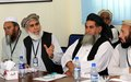 Nangarhar leaders strategize on building social cohesion, foundations for peace