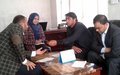 Kapisa radio programme spotlights importance of Afghan youth in development initiatives