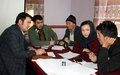 Bamyan leaders strategize on building social cohesion, foundations for peace