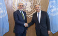 Secretary-General António Guterres meets with Chief Executive Abdullah Abdullah