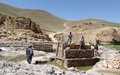 Returnees in Afghanistan's Bamyan province benefit from UN refugee agency assistance