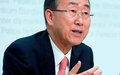 UN chief congratulates Afghans on holding of elections