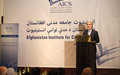New institute formed to strengthen Afghan civil society