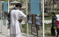 Afghan activists organize photo exhibition highlighting challenge of violence against women