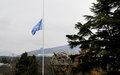 Following losses in Kabul, UN staff council calls for more support for convention on staff safety