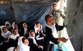 UN report urges Afghanistan to recruit female teachers locally to boost girls' education