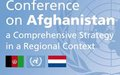 Hague Conference focuses on Afghanistan's priorities