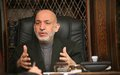 President Karzai orders ceasefire for Peace Day