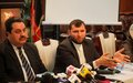 Ahead of Presidential run-off, Afghan electoral body seeks support for raising public awareness