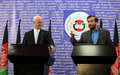 Top UN envoy cautiously optimistic on upcoming Afghan polls