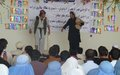 UN-backed stage drama seeks to raise awareness against underage marriage